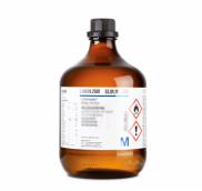 MERCK 102888 Cyclohexanone EMPLURA®. CAS 108-94-1, pH 7 (70 g/l, H₂O, 20 °C). 2.5 L